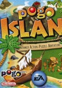Обложка Pogo Island
