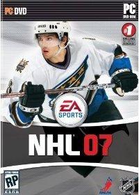 Обложка NHL 2007