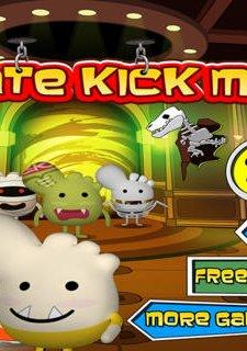 Karate Kick Mo