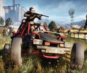 Far Cry c зомби: 16 минут геймплея Dying Light: The Following