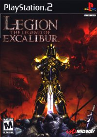 Обложка Legion: Legend of Excalibur
