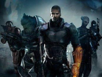 Кто тывовселенной Mass Effect?