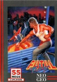 Fatal Fury – фото обложки игры