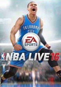Обложка NBA Live 16