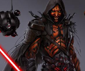 ВСеть попали концепт-арты отмененной игры Star Wars: Maul