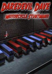 Обложка Daredevil Dave: Motorcycle Stuntman!
