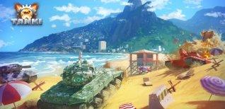Tanki X. Релизный трейлер в Steam