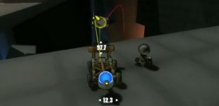 Catapult for Hire. Видео #2