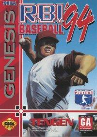 Обложка R.B.I. Baseball '94