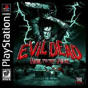 Обложка Evil Dead: Hail to the King