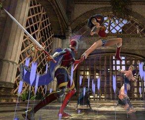 Амазонки захватят Готэм в трилогии дополнений DC Universe Online