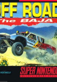 Обложка Super Off Road: The Baja