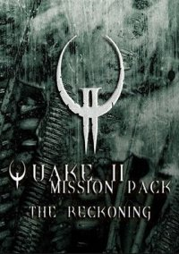 Обложка Quake II: The Reckoning