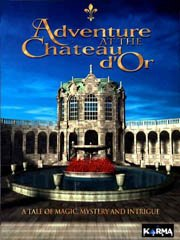 Обложка Adventure at the Chateau d'Or