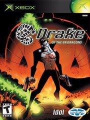 Обложка Drake of the 99 Dragons