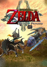 Обложка The Legend of Zelda: Twilight Princess HD