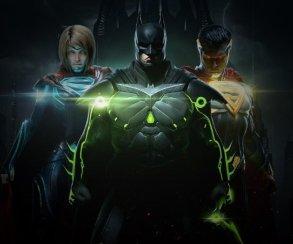 Netherrealm показала систему кастомизации персонажей Injustice2