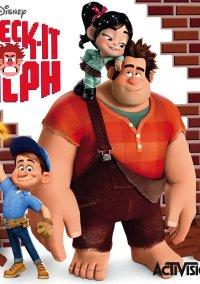 Обложка Wreck-It Ralph