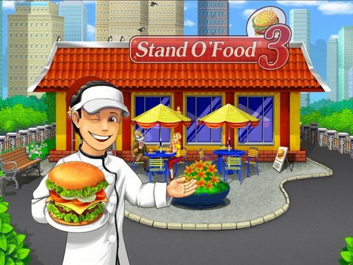 Stand O'Food 3. Геймплей