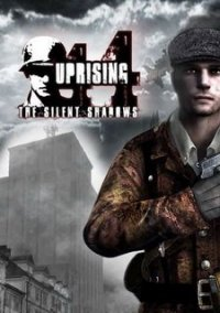 Обложка Uprising 44: The Silent Shadows
