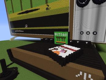 Ютубер создал эмулятор Atari 2600 в Minecraft