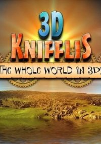Обложка 3D Knifflis: The Whole World in 3D!