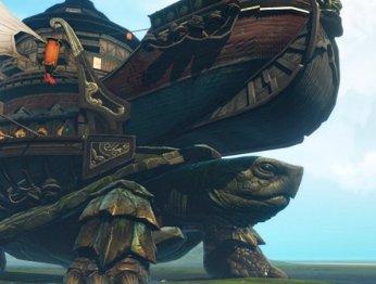 Наспине большой черепахи! Панорамы домов изRevelation в360 градусов