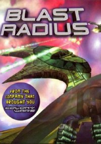 Обложка Blast Radius