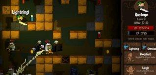 Vertical Drop Heroes HD. Трейлер к выходу версии для PSN