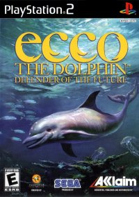 Обложка Ecco the Dolphin: Defender of the Future