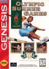 Обложка Olympic Summer Games