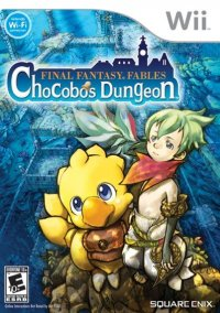 Обложка Final Fantasy Fables: Chocobo's Dungeon