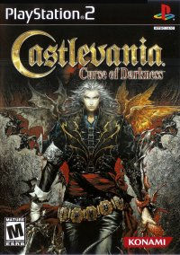 Обложка Castlevania: Curse of Darkness