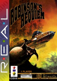 Обложка Robinson's Requiem