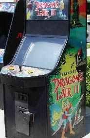 Обложка Dragon's Lair II