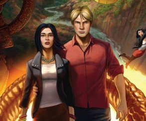 Геймплейный трейлер PS4-версии Broken Sword 5