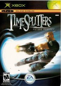 Обложка TimeSplitters: Future Perfect