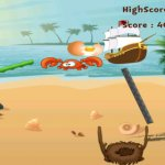 Скриншот Pirate Parrot Egg Drop Rush XD - Amazing Caribbean Rescue Adventure Challenge – Изображение 3