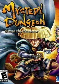Shiren the Wanderer: Mysterious Dungeon – фото обложки игры