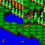 Скриншот Snake Rattle 'n' Roll – Изображение 2
