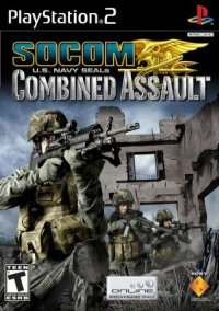 Обложка SOCOM: Combined Assault