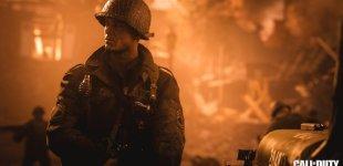 Call of Duty: WWII. Официальный ролик сетевой игры с E3 2017