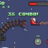 Скриншот Super Mega Worm Vs. Santa