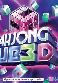 Mahjong Cub3D – фото обложки игры