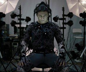 Энди Серкис сыграл CGI-негодяя Сноука в седьмом эпизоде Star Wars