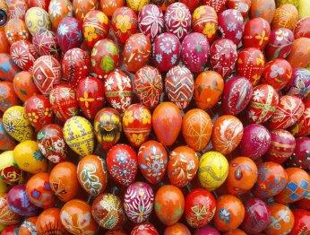 Пасхальные яйца. Игровые пасхальные яйца