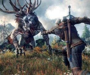 Монстры 100+ уровня в The Witcher 3? С багом в New Game Plus легко