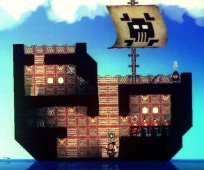 Pixel Piracy переплывет на портативные консоли и мобильные платформы