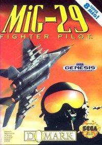 Обложка MIG-29 Fighter Pilot
