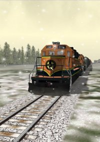 Обложка Microsoft Train Simulator
